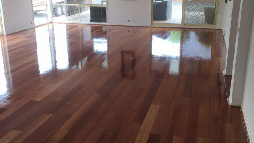 Floor SANDING & POLISHING